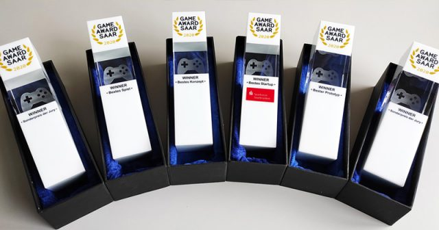 Der Game Award Saar 2020 ist mit über 40.000 Euro dotiert (Foto: Saar Medien GmbH)