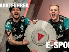 GamesWirtschaft Marktführer E-Sport: Werder Bremen dominiert die Virtual Bundesliga (Foto: DFL / EA)