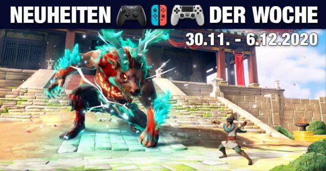 Neuheit der Woche: Ubisofts Immortals Fenyx Rising (Abbildung: Ubisoft)