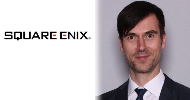 Senior PR Manager Markus Häberlein (Foto: Square Enix)