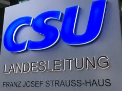 Die CSU-Parteizentrale in München (Foto: Fröhlich)