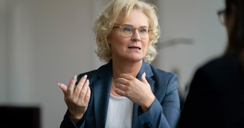 Christine Lambrecht (SPD), Bundesministerin für Justiz und Verbraucherschutz (Foto: Thomas Köhler / Photothek)