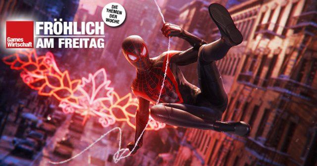 Nicht jedem, der wollte, war es vergönnt, mit der PS5-Version von Spider-Man: Miles Morales ins Jahr 2021 zu starten (Abbildung: Sony Interactive)