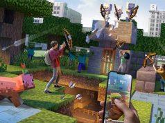Minecraft Earth wird im Juni 2021 eingestellt (Abbildung: Microsoft)