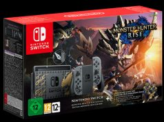 Erscheint am 26.3.2021: Nintendo Switch Monster Hunter Rise Edition (Abbildung: Nintendo)