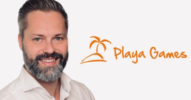 Thorsten Rohmann, CEO Playa Games