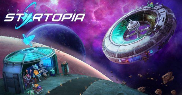 Spacebase Startopia erscheint am 26. März 2021 (Abbildung: Kalypso Media)