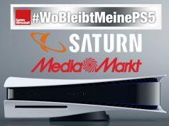 WoBleibtMeinePS5: Die PS5-Lage bei MediaMarkt und Saturn in der Kalenderwoche 5 / 2021 (Abbildungen: Sony Interactive / MediaMarktSaturn)