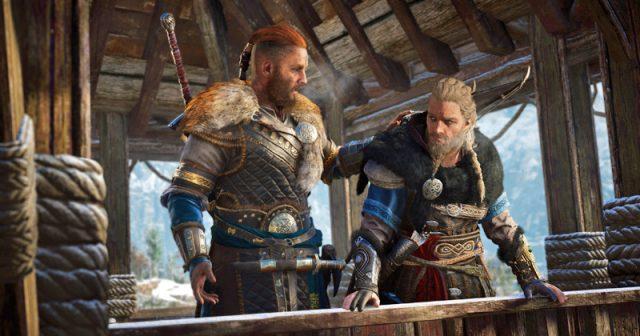 Einer der Ubisoft-Renner im Weihnachtsgeschäft 2020: Assassin's Creed Valhalla (Abbildung: Ubisoft)