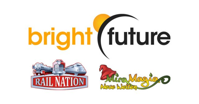 Bright Future betreibt Games wie Rail Nation und MiraMagia (Abbildungen: Bright Future)