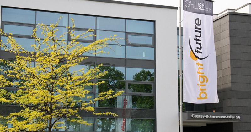 Die Zentrale von Bright Future in Köln (Foto: PR)