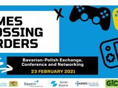 Games Crossing Border am 23. Februar: Jetzt für Games Pitch bewerben!