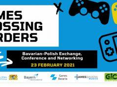 Games Crossing Borders: Online-Veranstaltung am 23. Februar 2021
