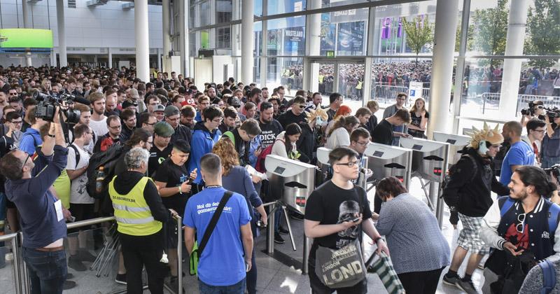 Zur Erinnerung: So sah die Gamescom 2019 aus - die Vorbereitungen für die Gamescom 2021 laufen bereits (Foto: KoelnMesse / Thomas Klerx)
