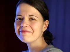 Nicole Lange, Produktmanagerin E-Sport beim Kicker (Abbildung: Olympia-Verlag)