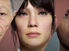 So sehen Spiel-Figuren aus, die mit dem MetaHuman Creator entstehen (Abbildung: Epic Games)