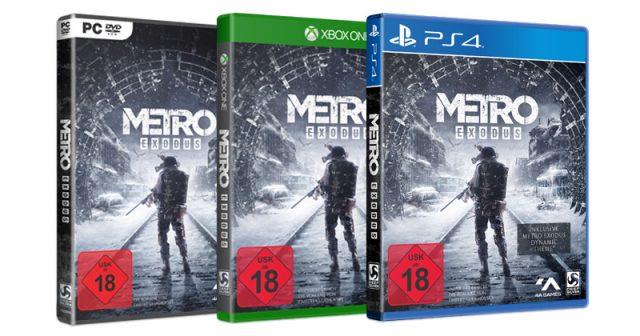 Erscheint auch für Xbox Series X und PlayStation 5: Metro Exodus (Abbildung: Deep Silver)