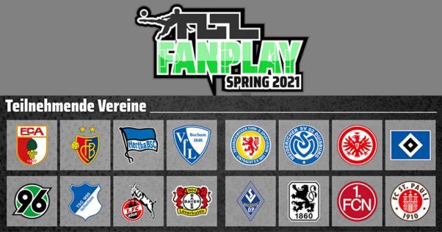NGL Fanplay: FIFA 21-Fans können für einen von 16 Klubs antreten (Abbildung: eSport Studio)