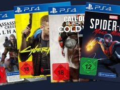 Wer PS4-Spiele kauft, kann oft kostenlos zur PS5-Version wechseln.