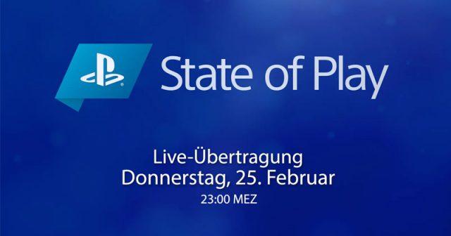 10 Games in 30 Minuten: Das erste State of Play 2021 findet am 25. Februar statt (Abbildung: Sony Interactive)