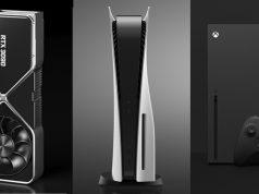Objekte der Begierde: Geforce RTX 3080, PlayStation 5 und Xbox Series X (Abbildungen: Nvidia, Sony, Microsoft)