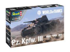 Eines von zehn World-of-Tanks-Modellen aus der neuen Revell-Kollektion (Abbildung: Revell)