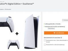 Saturn und MediaMarkt schnüren PlayStation-5-Pakete aus Konsole plus Zubehör (Screenshot)