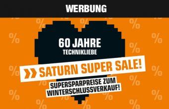 Saturn Super Sale vom 15.2. bis 2.3.2021 (Abbildung: MediaMarktSaturn)