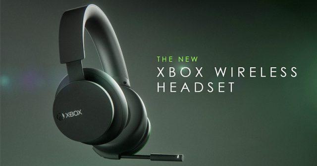 Das Xbox Wireless Headset ist ab dem 16. März 2021 erhältlich (Abbildung: Microsoft)
