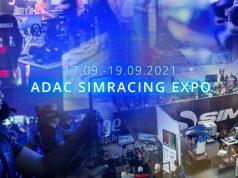 Startet wieder durch: Die ADAC SimRacingExpo 2021 (Abbildung: Cowana)
