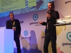 Seit Jahren werben Andreas Lange (links) und Tobias Kopka (rechts) für die Aufnahme der Demo-Szene in die Liste des UNESCO-Welterbes (Foto: Demoscene Art of Coding)