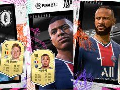 Superstars wie De Bryune, Mbappé oder Neymar sind bei FUT-Spielern heiß begehrt (Abbildung: EA)