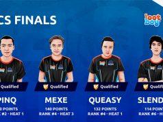 Vier Lootboy-E-Sportler haben sich für das Finale der Fortnite FNCS qualifiziert (Abbildung: Lootboy GmbH)