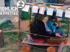 Das ungefähre Gegenteil einer Vollkasko-Kindheit (Foto: privat)