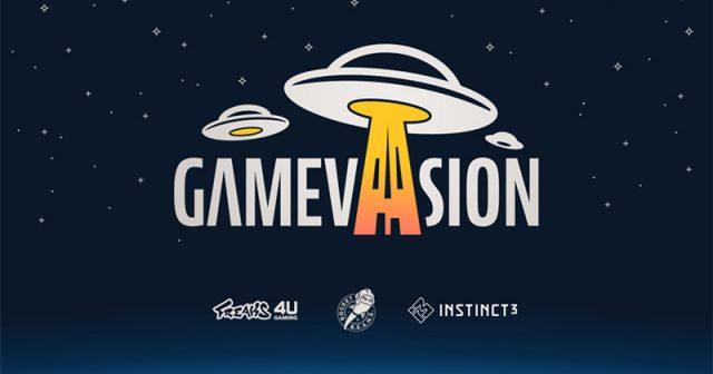 Freaks 4U, Instinct3 und Rocket Beans kooperieren erneut für die Gamevasion 2021 (Abbildung: Rocket Beans Entertainment)