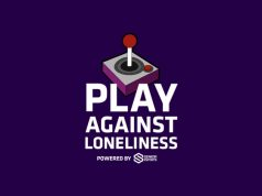 "Kampagne 'Play Against Loneliness"" (Abbildung: Senior eSports)"