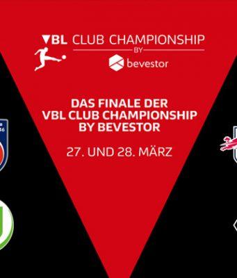 Virtual Bundesliga Club Championship 2021: Acht Bundesligisten kämpfen um den Titel des Klub-Meisters (Abbildung: DFL)