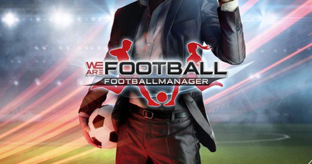 Der Fußballmanager We Are Football erscheint am 10. Juni 2021 (Abbildung: THQ Nordic)