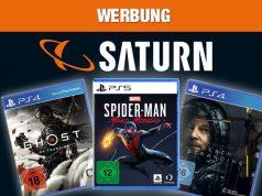 Top-Games zum Top-Preis: Die PlayStation-Oster-Angebote jetzt bei Saturn!