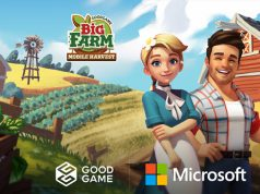 Ab sofort auch im Windows Store: Big Farm: Mobile Harvest (Abbildung: Goodgame Studios)
