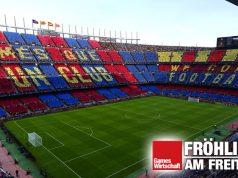 Der FC Barcelona gehörte zu den Gründungsmitgliedern der umstrittenen Super League (Abbildung: Konami Digital Entertainment)