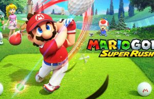 Nintendo Switch Release-Liste 2021: Mario Golf Super Rush erscheint am 25. Juni 2021 (Abbildung: Nintendo of Europe)