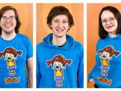 Neu bei Mimimi Games: Olaf Hoffmann, Fridolin Kerner und Maria Kutscherow (Fotos: Mimimi Games)