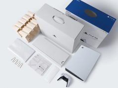Papier statt Plastik: Die PS5-Verpackung ist komplett recycle-bar (Foto: Sony)