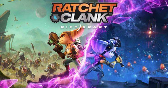 Das PS5-Spiel Ratchet & Clank: Rift Apart erscheint am 11. Juni 2021 (Abbildung: Sony Interactive)
