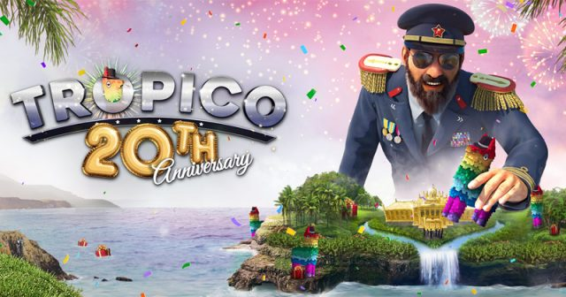 Kalypso Media feiert 20 Jahre Tropico (Abbildung: Kalypso Media)