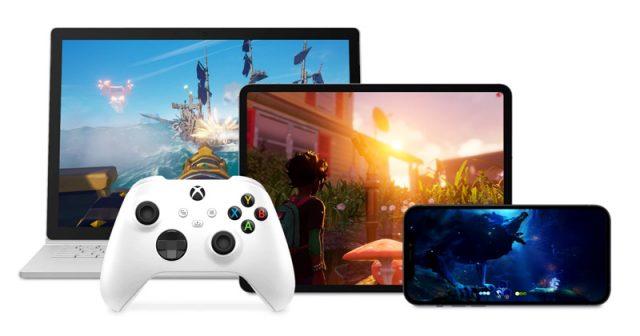 Abonnenten des Xbox Game Pass Ultimate haben künftig Zugriff auf die Xbox Cloud Gaming-Spiele-Bibliothek (Abbildung: Microsoft)