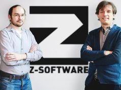 Enrico Gebert (Silver Seed Games) und Andreas Heldt (Z-Software) - Foto: Z-Software GmbH