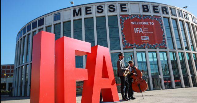 Die IFA 2021 entfällt ersatzlos (Foto: Messe Berlin GmbH)