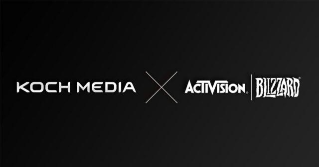 Koch Media vertreibt das Sortiment von Activision Blizzard in vielen europäischen Ländern (Abbildung: Koch Media)